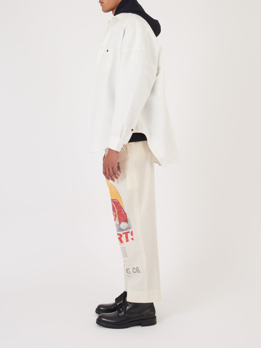 church-&-state-White-Cord-Big-Shirt-on-body
