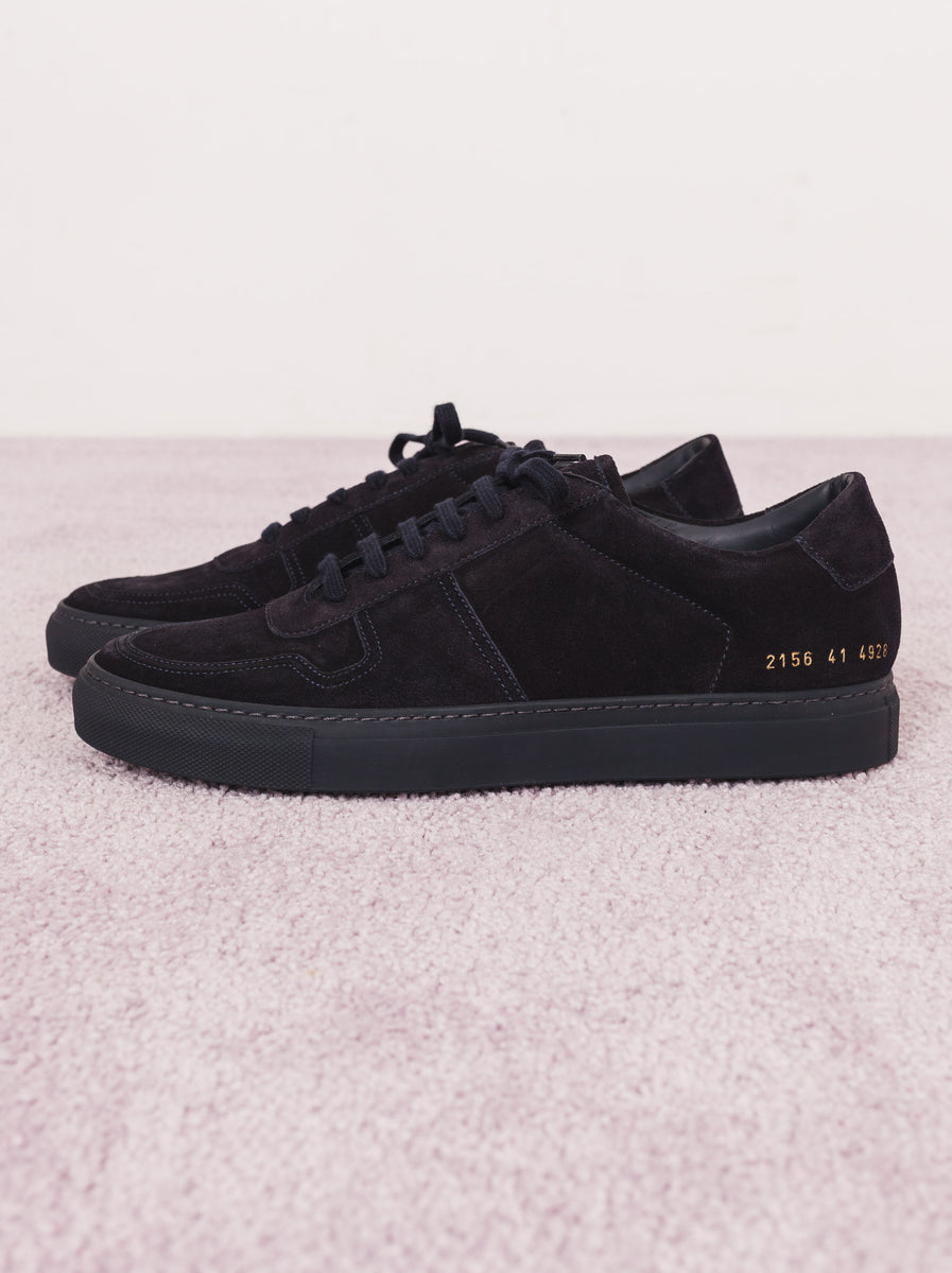 common-projects-Navy-BBall-Low-Suede
