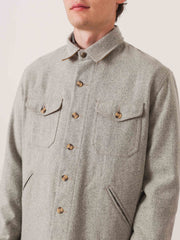 dehen-1920-Light-Oxford-Crissman-Overshirt-on-body