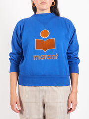 Isabel-Marant-Etoile-Electric-Blue-Moby-Sweatshirt-on-body