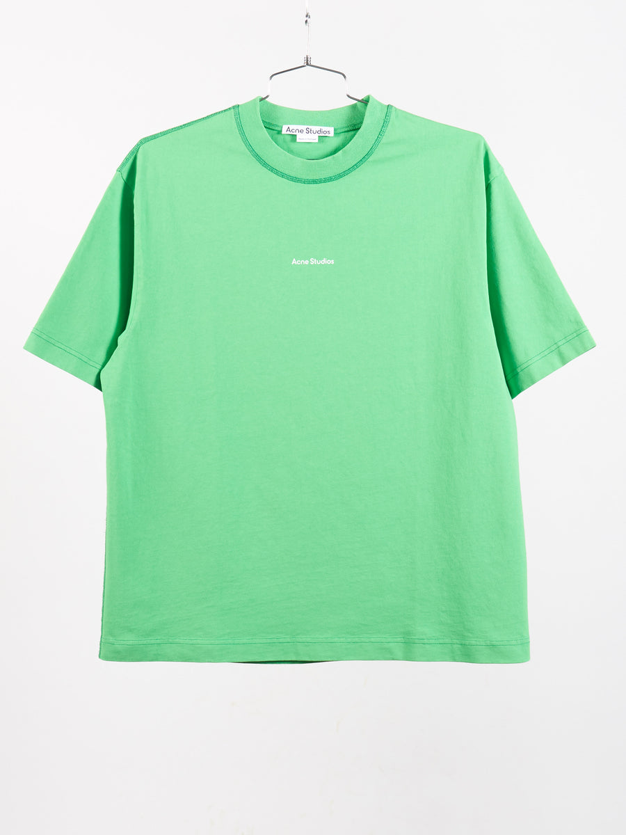 Bright Green Stamp T-Shirt