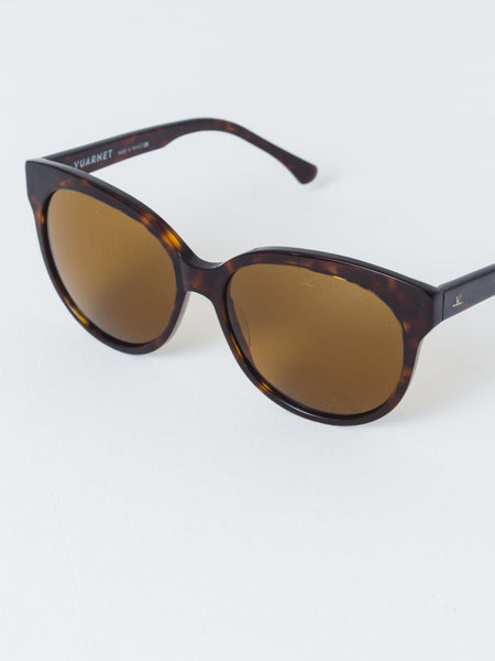 Vuarnet - Brown Polar Romy Sunglasses