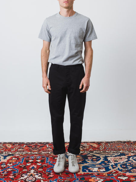 Unis - Black Ford Chino
