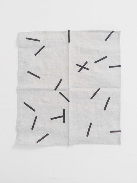 Caroline Z Hurley - Pick Up Sticks Napkins