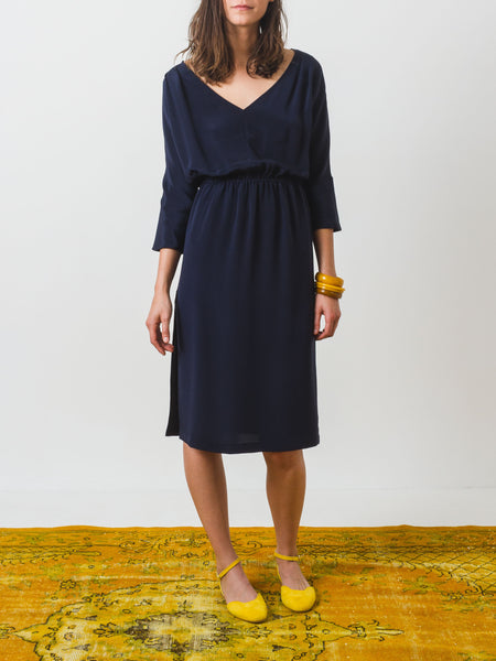 Midnight Linger Dress