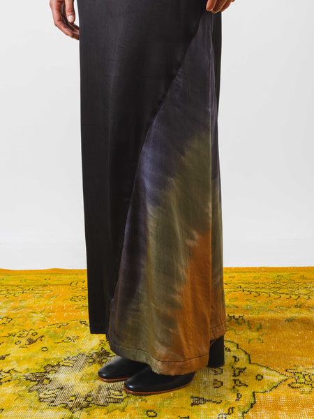 Mineral Ombre Column Dress