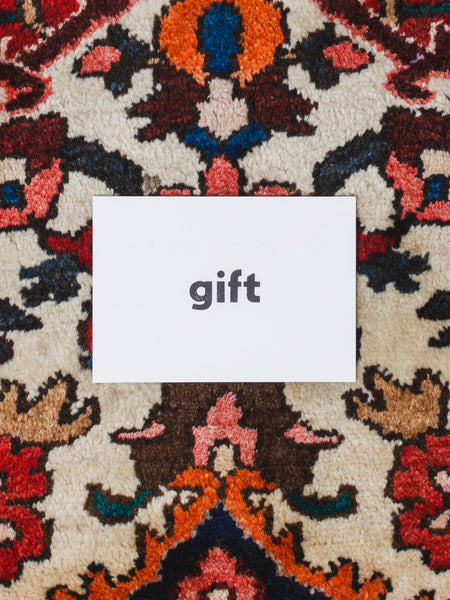 Frances May - Gift Card