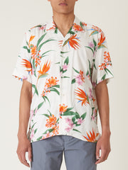 gitman-White-Aloha-S/S-Shirt-on-body