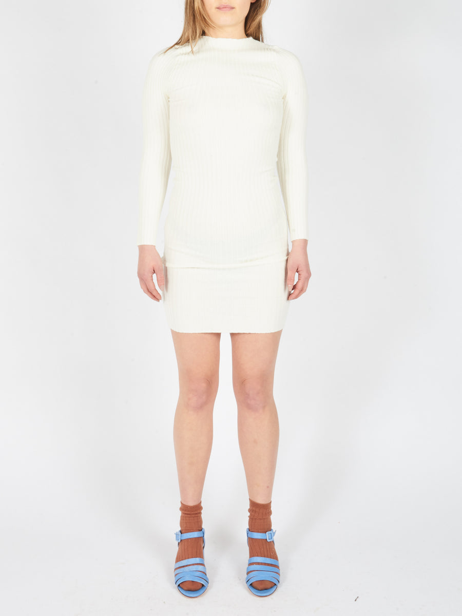 Ivory Nonna Jewel Dress