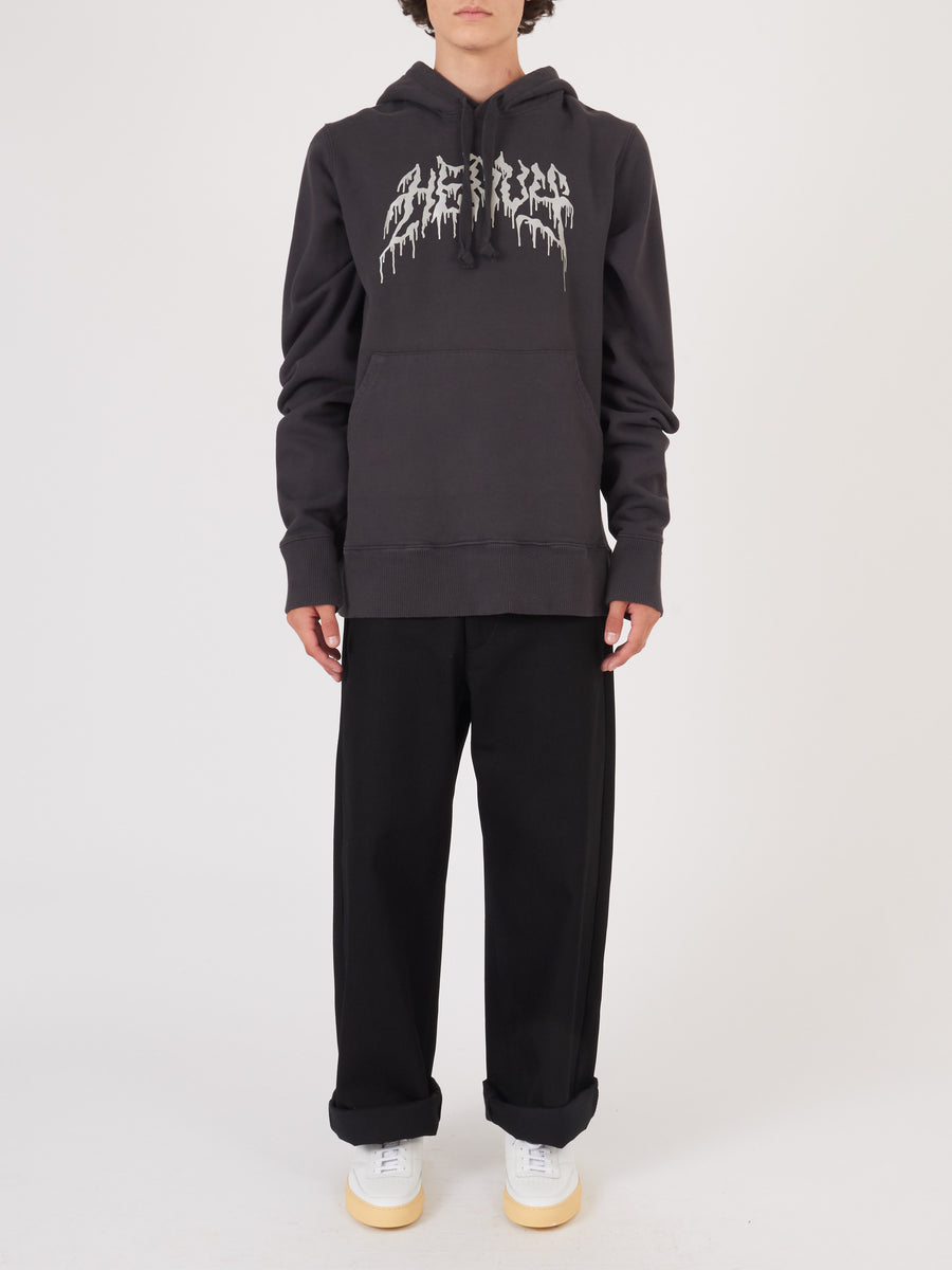last-heavy-Washed-Black-3M-'Heavy'-Hoodie-on-body