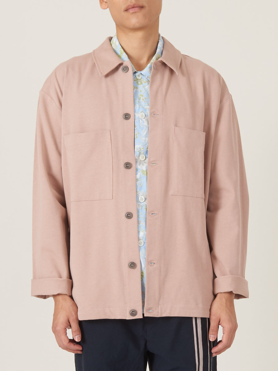 lemaire-Smoked-Pink-Overshirt-on-body