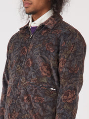 maiden-noir-Dusk-Floral-Harrington-Coat-on-body
