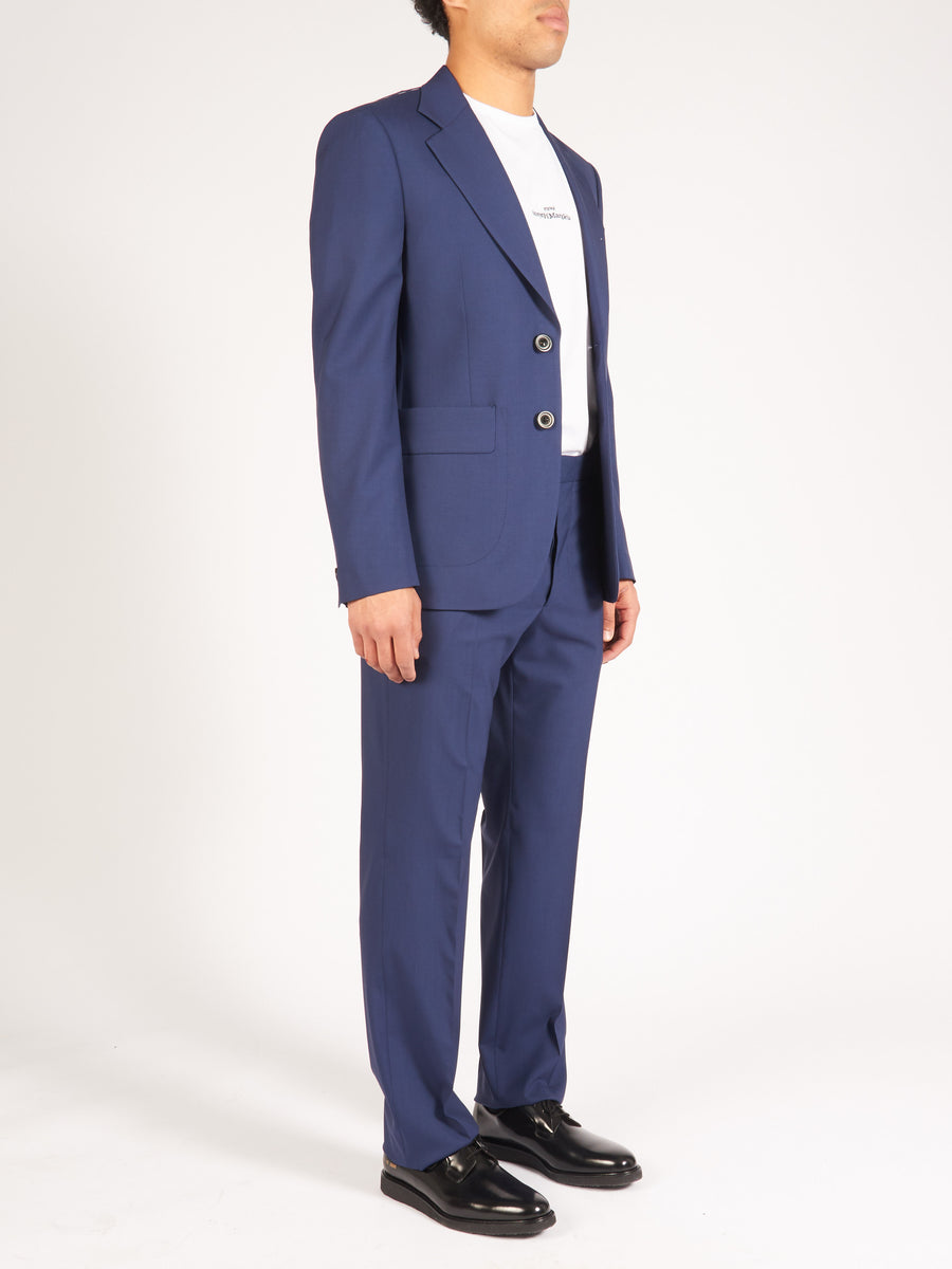 maison-margiela-Navy-Suit