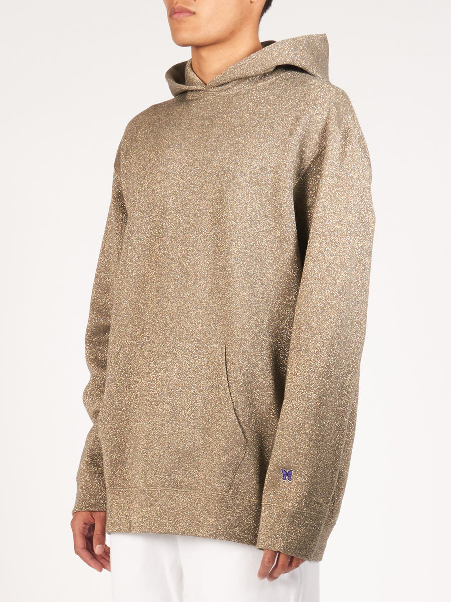 needles-Charcoal-Classic-Hoody