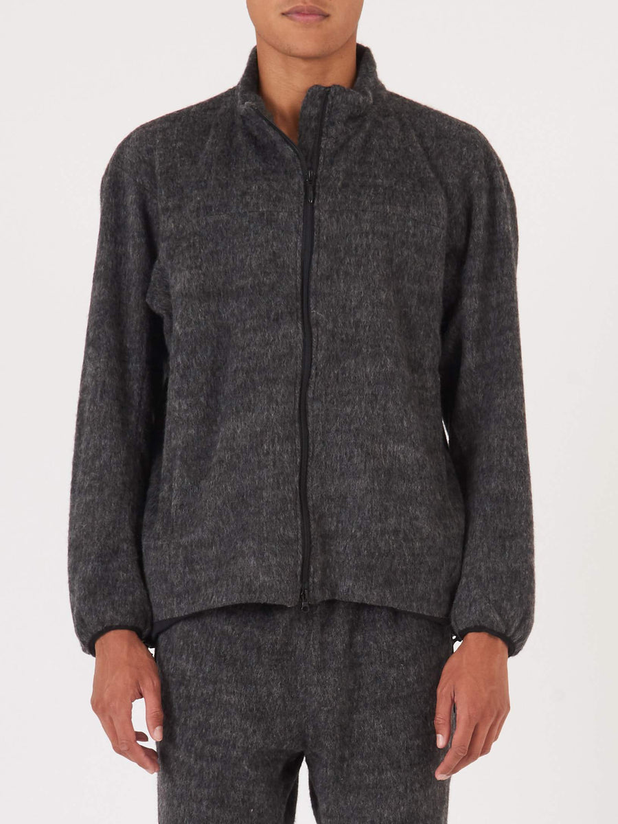 needles-Charcoal-Shaggy-Motion-Jacket-on-body