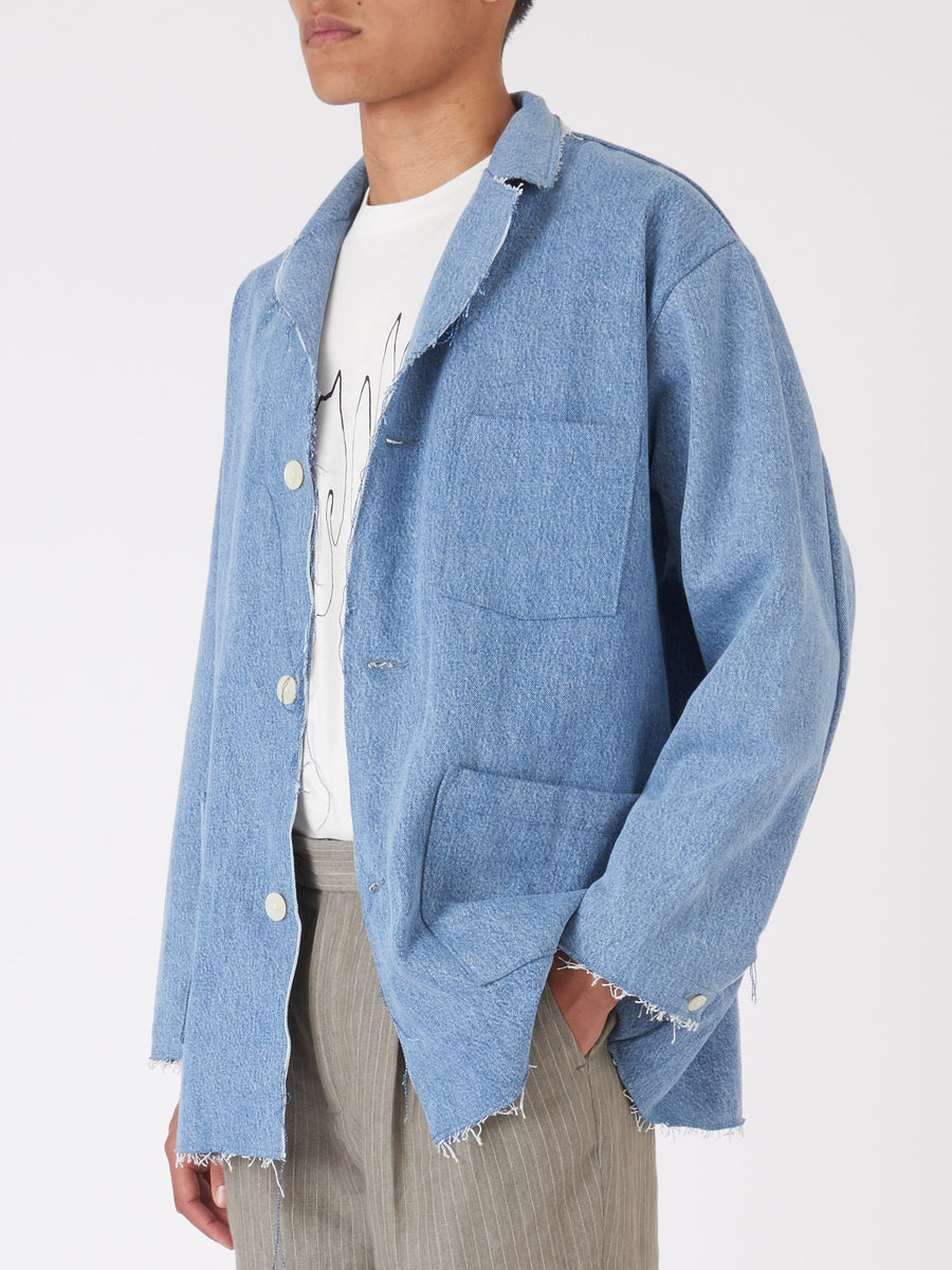 orslow-2-Year-Wash-Pajama-Jacket-on-body