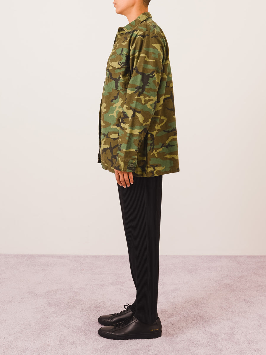 orslow-Woodland-Camouflage-US-Army-Shirt-on-body
