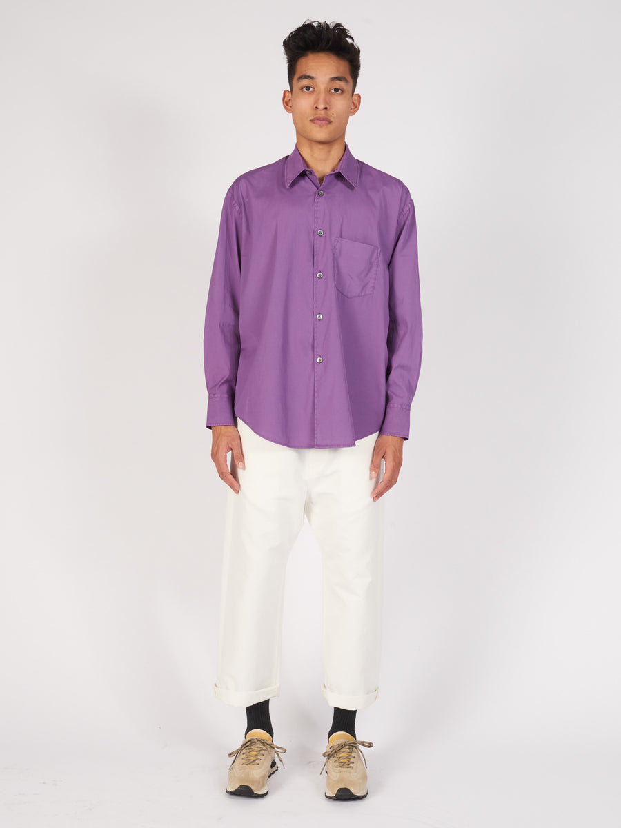 Lilac Coco 70's Shirt