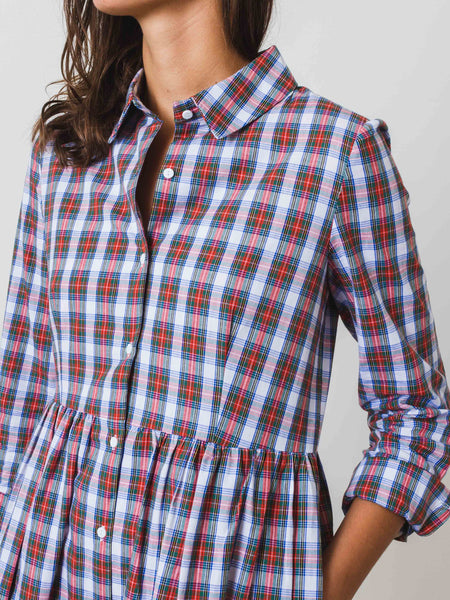 Plaid Prescott Dress