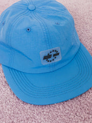 très-bien-Columbia-Blue-6-Panel-Eurosport-Hat-on-body