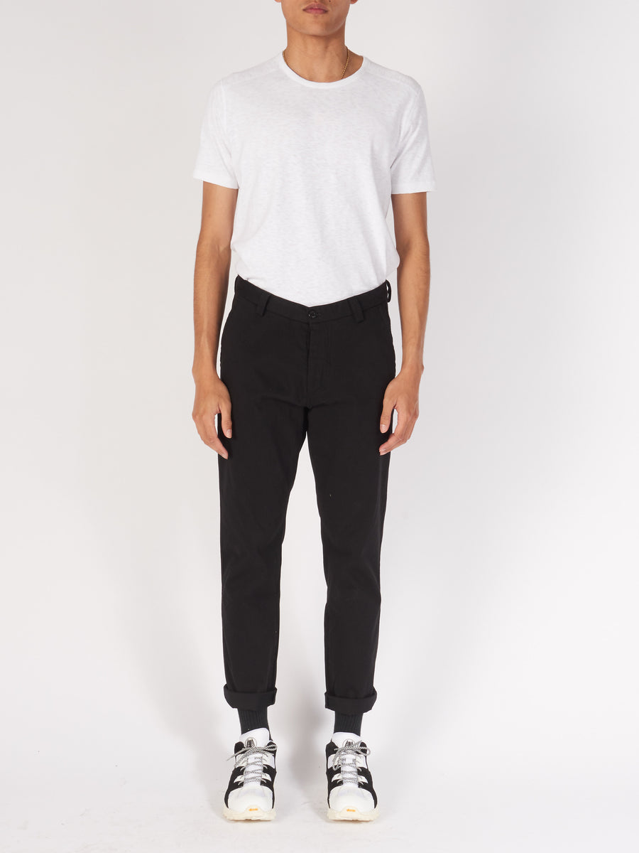 wings+horns-Black-Field-Pant