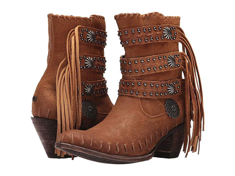 Double D Taos People Boot