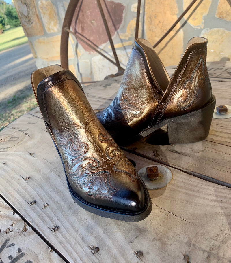 Corral Antique Amber Bootie