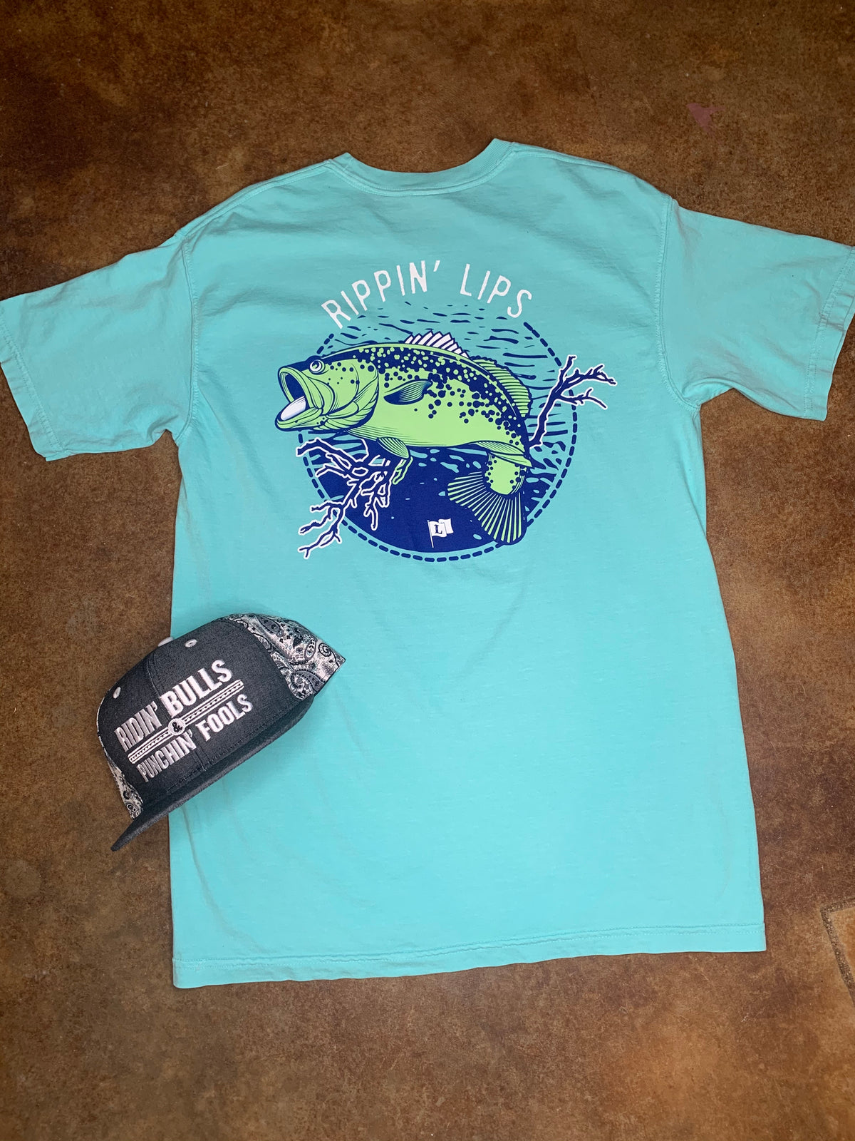 Rippin' Lips Graphic Tee
