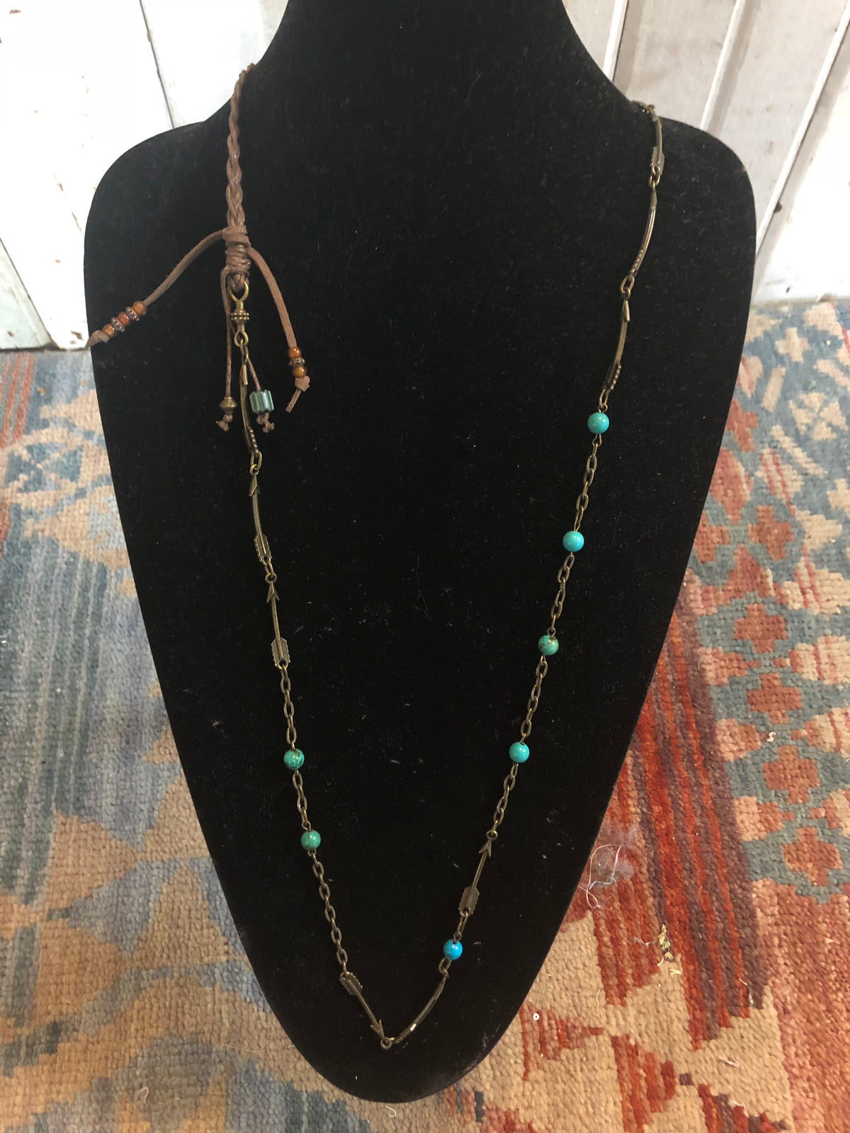 Arrow Chain Necklace