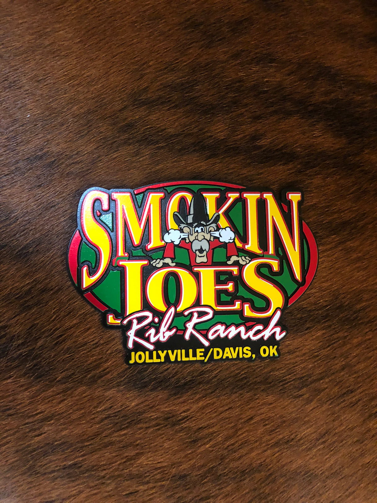 Smokin Joe's Magnets