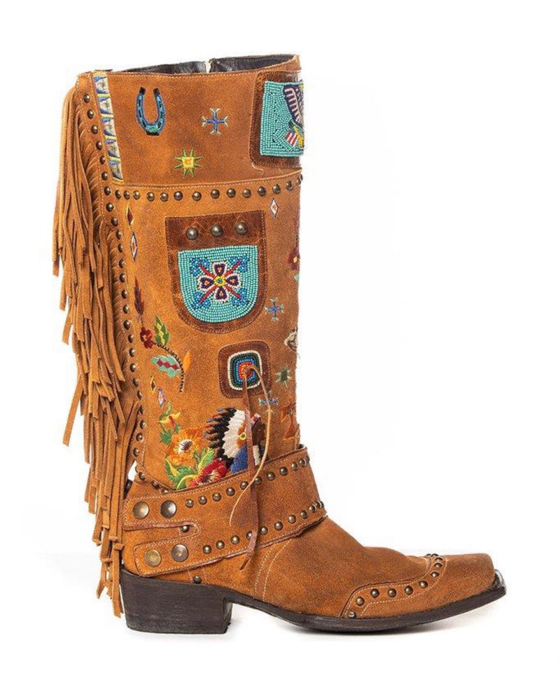 Old Gringo American Assemblage Boot