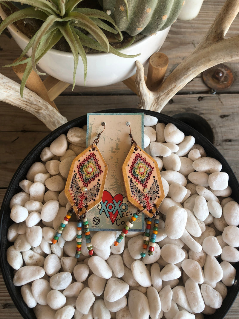 The Trading Post Earrings