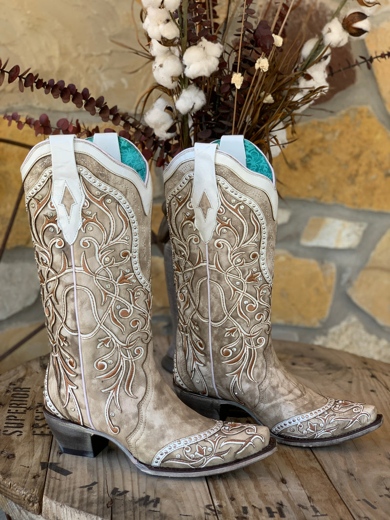Corral Wildwood Boot