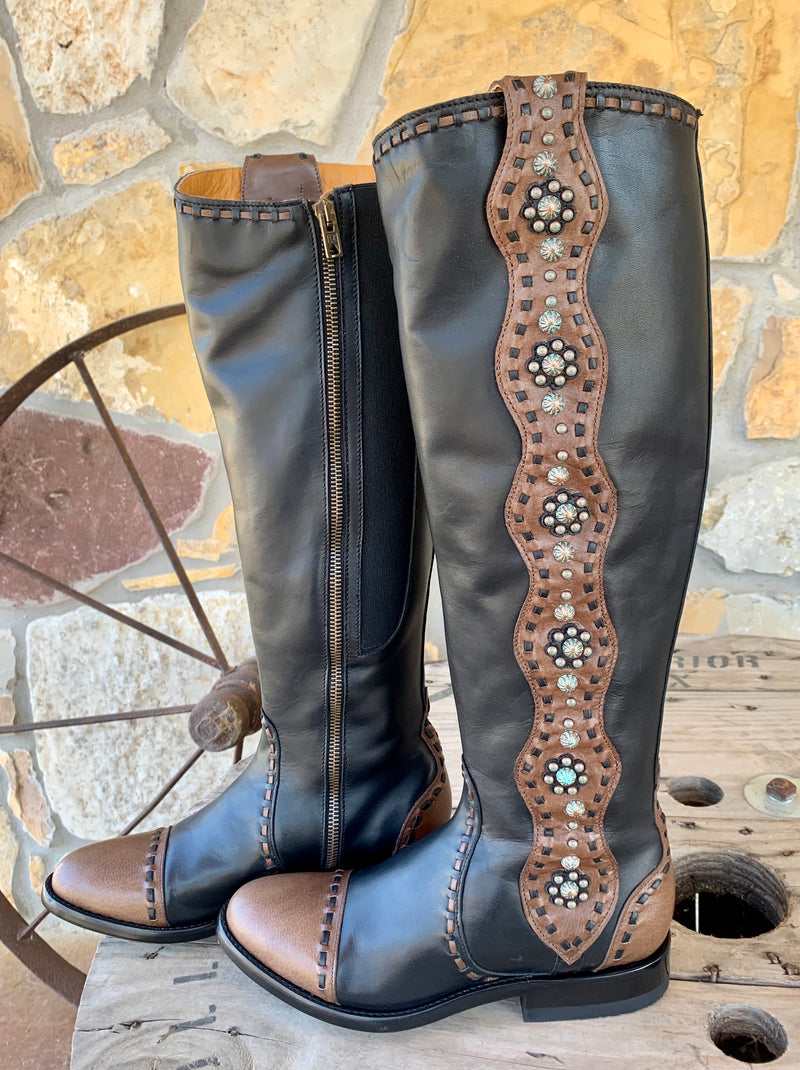 Old Gringo Cheryl Tall Riding Boot