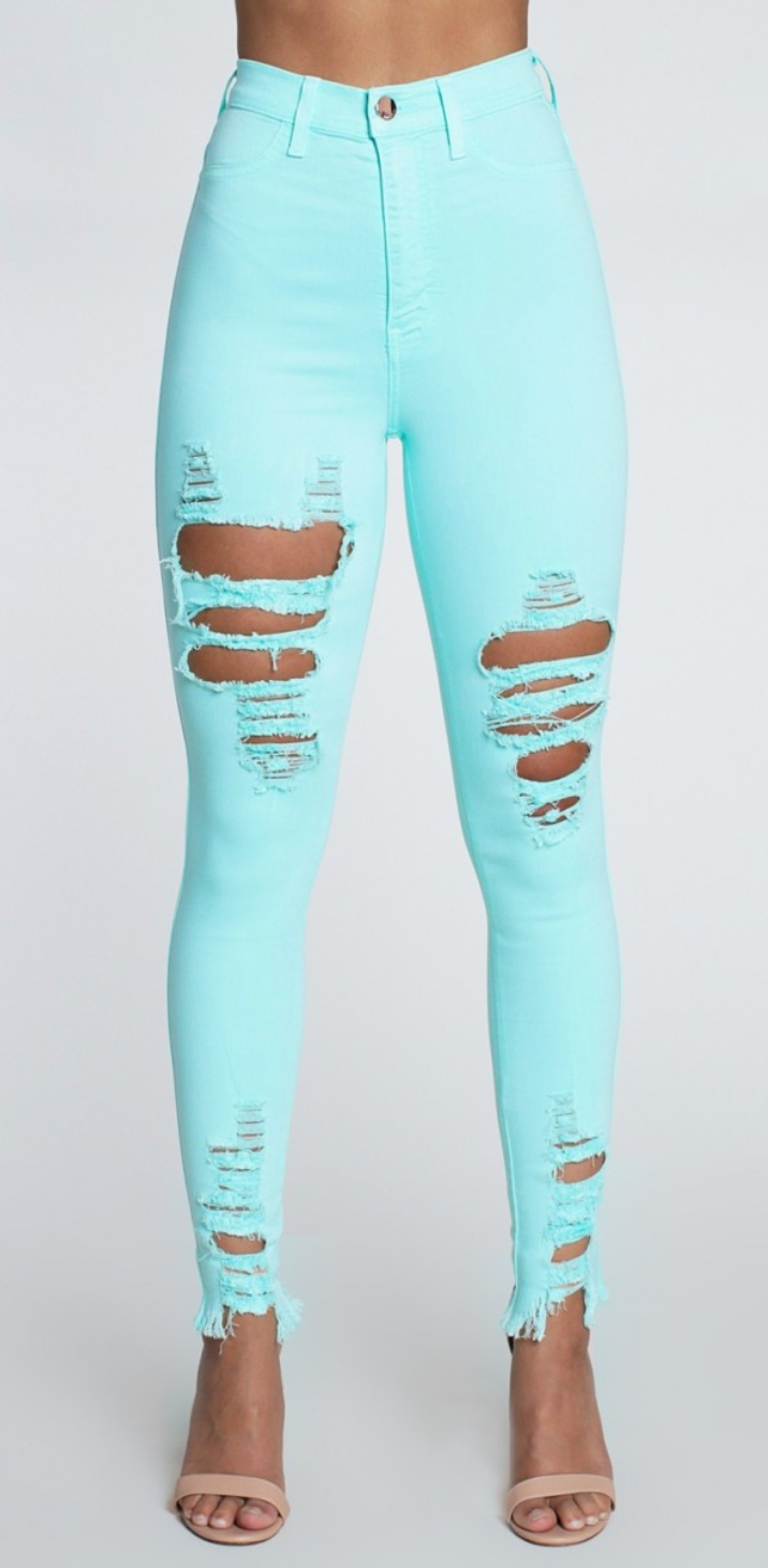 Minty Fresh Skinnies