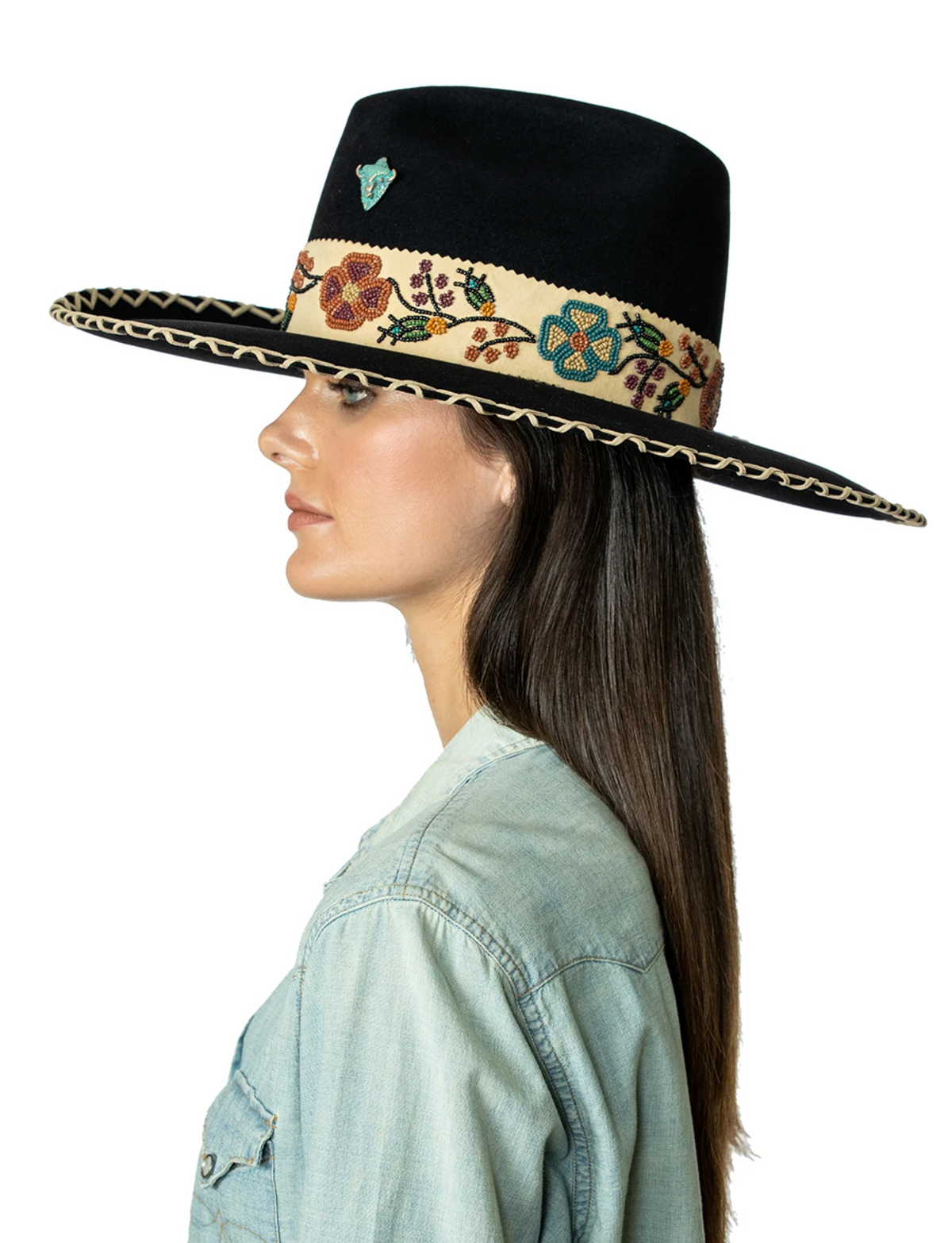 Double D Ranch Showman Hat