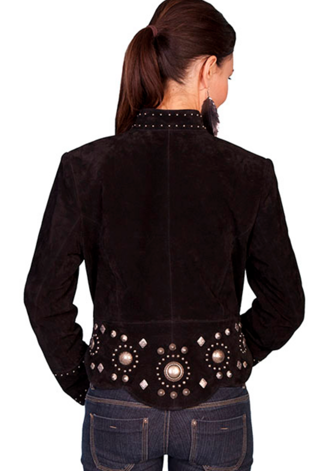 Tell Me About It, Stud Jacket by Scully