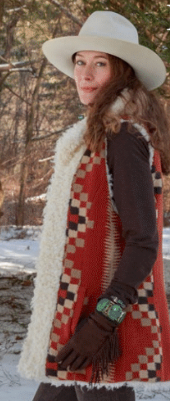 Tasha Polizzi Great Plains Vest
