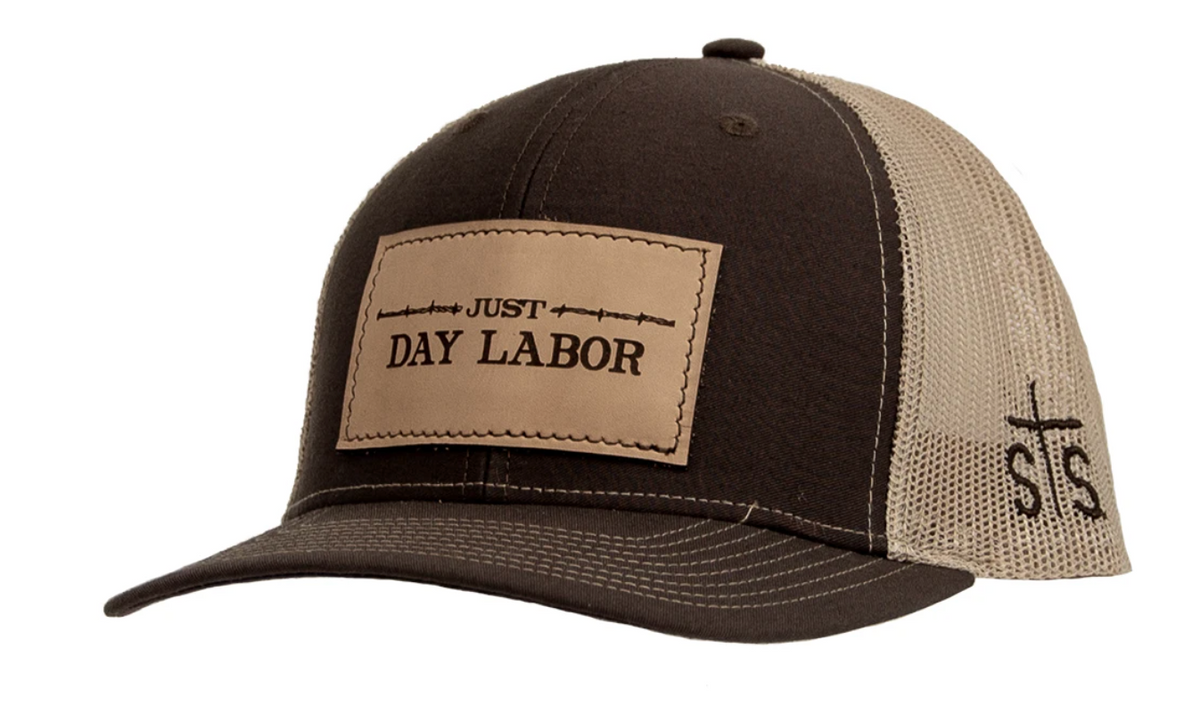 STS Just Day Labor Cap