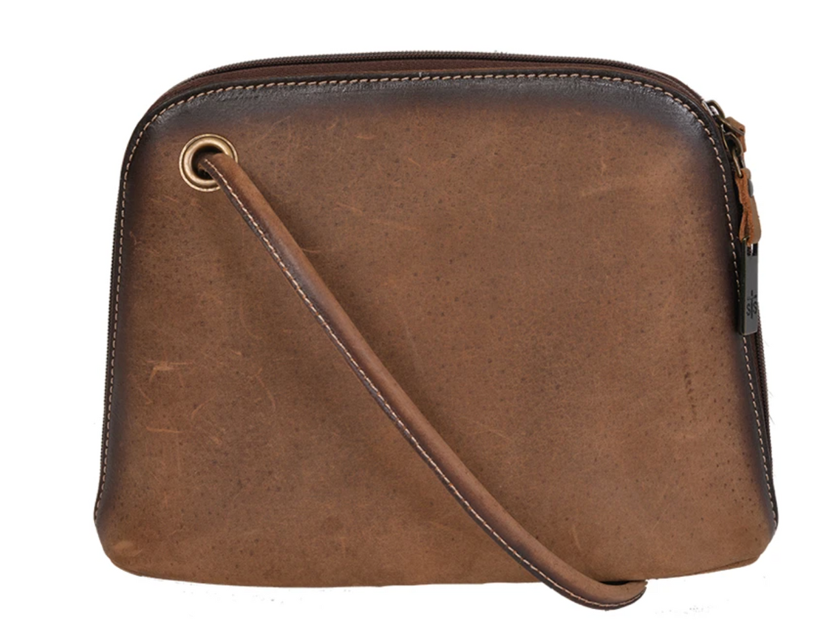 STS Cowhide Crossbody Classic