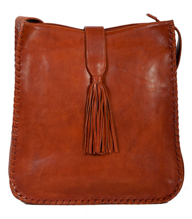 Scully Whip Stitch Handbag