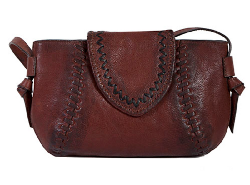 Scully Whip It Good Stitched Crossbody