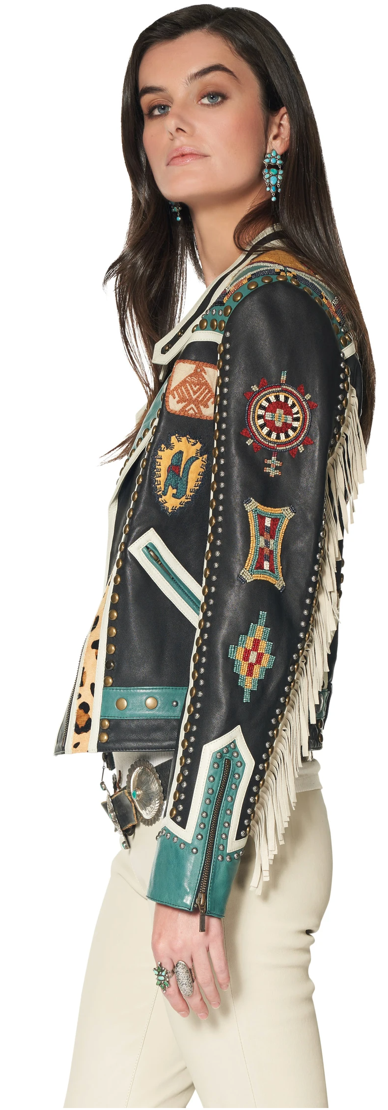 Double D Last Comanche Chief Jacket