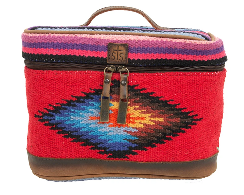STS Fiesta Train Cosmetic Bag
