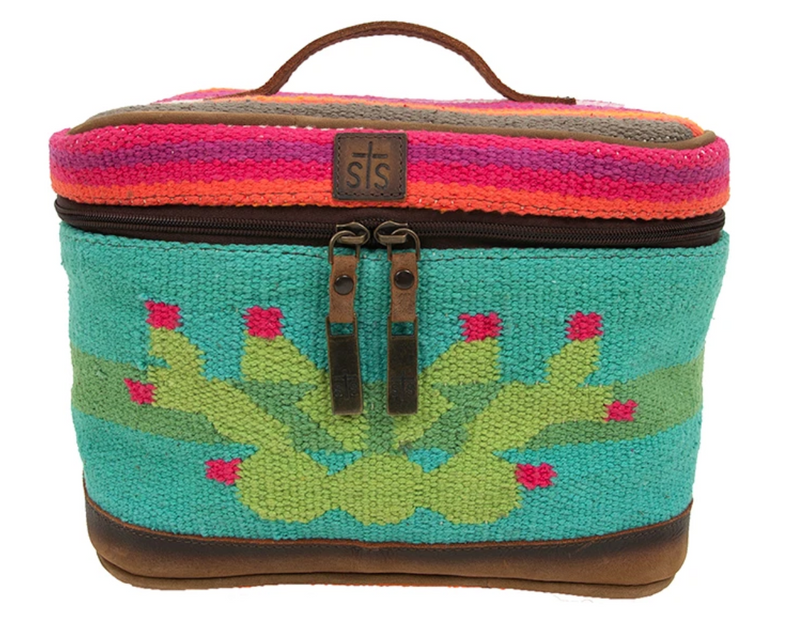 STS Cactus Train Case
