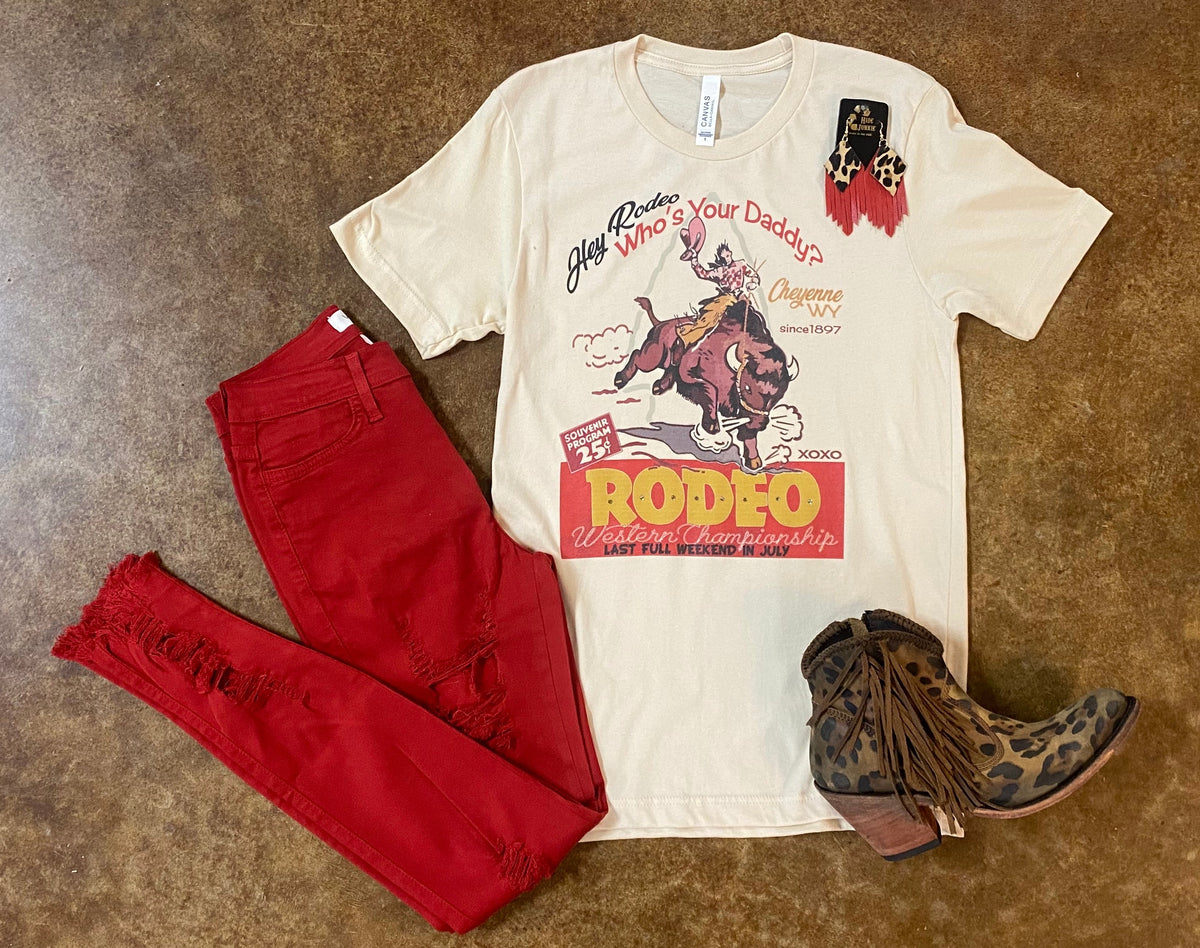 Cheyenne Rodeo T-Shirt