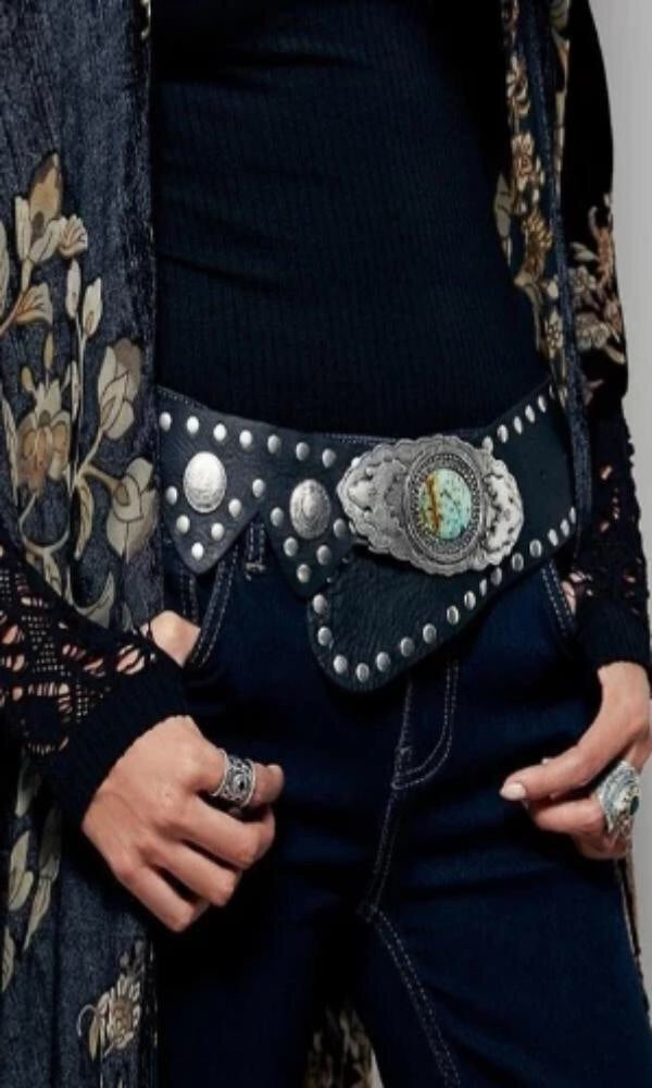 The Tasha Polizzi Legend Belt