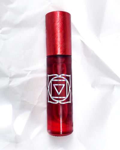 Balance - Rollerball with Garnet Gemstones