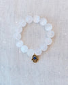 Selenite 12mm Bracelet