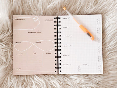2021 Open Planner ~ Magnetic you are